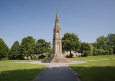 Monumento del dueño del molino Fotografía de archivo libre de regalías