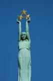 Monumento del fragmento de la libertad Imagen de archivo libre de regalías
