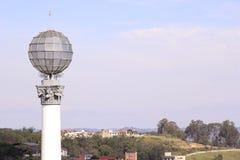 Monumento del globo Imágenes de archivo libres de regalías