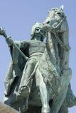 Monumento del guerrero Imagen de archivo libre de regalías