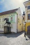 Monumento del húsar Foto de archivo