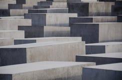 Monumento del holocausto Foto de archivo libre de regalías