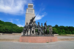 Monumento del holocausto de Buchenwald Foto de archivo