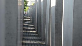 MONUMENTO del HOLOCAUSTO en Berlín, Alemania metrajes