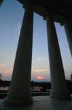 Monumento del Jefferson Fotografie Stock Libere da Diritti