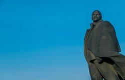 Monumento del Lenin Fotografia Stock