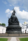 Monumento del millennio Immagini Stock