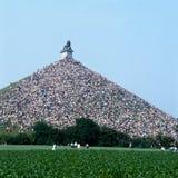 Monumento del montón de los leones - imagen explorada Foto de archivo libre de regalías