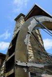 Monumento del mulino alla resistenza Immagine Stock