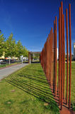 Monumento del muro di Berlino. La Germania Fotografie Stock Libere da Diritti