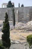 Monumento del Parthenon Fotos de archivo libres de regalías
