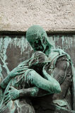 Monumento del quadrato di Preseren Fotografia Stock