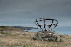 Monumento del radar Imagenes de archivo
