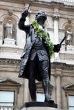 Monumento del sir Joshva Reynolds Fotografia Stock Libera da Diritti