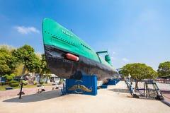Monumento del submarino de Pasopati Fotografía de archivo libre de regalías