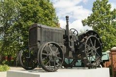 Monumento del tractor Foto de archivo