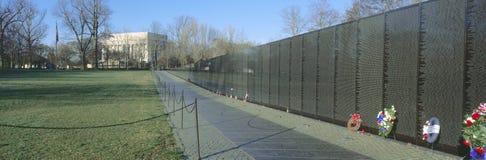 Monumento del veterano de Vietnam Fotografía de archivo libre de regalías