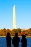 Monumento del Washington DC Fotografía de archivo libre de regalías