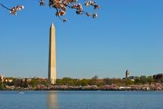 Monumento del Washington DC Fotos de archivo