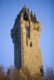 Monumento del William Wallace immagini stock