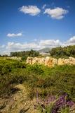Monumento del yashuv de She'ar Imagen de archivo libre de regalías
