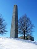 Monumento della collina di bunker Fotografie Stock