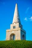 Monumento della collina di Killiney Fotografia Stock Libera da Diritti