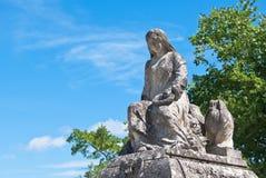 Monumento della Mary di Virgin Fotografie Stock