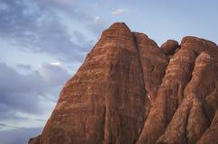 Monumento della roccia di arché Immagine Stock Libera da Diritti