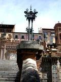 Monumento della scala di Escalinata in Spagna Immagine Stock Libera da Diritti