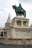 Monumento della st Stephen Fotografia Stock