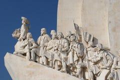 Monumento delle scoperte Immagine Stock Libera da Diritti