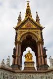 monumento di albert a Londra immagini stock libere da diritti