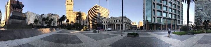 Monumento di Artigas fotografia stock libera da diritti