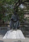 Monumento di Belgrado Tesla Fotografia Stock Libera da Diritti