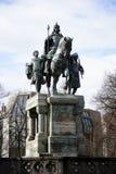 Monumento di Bronce Fotografie Stock Libere da Diritti