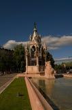 Monumento di Brunswick a Ginevra, Svizzera, 2012 immagine stock