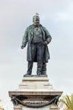 Monumento di Camillo Benso di Cavour fotografie stock libere da diritti