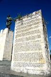 Monumento di Che Guevara Fotografia Stock