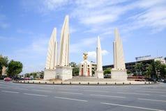 Monumento di democrazia, monumento pubblico nel centro di Bangkok Immagine Stock