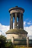 Monumento di Dugald Stewart Immagini Stock Libere da Diritti