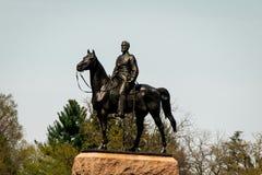 Monumento di Gettysburg fotografia stock libera da diritti