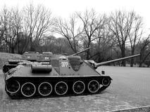 Monumento di guerra Immagine Stock