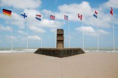 Monumento di guerra mondiale 2 Immagini Stock