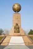 Monumento di indipendenza e di umanesimo Immagine Stock