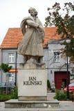 Monumento di Jan Kilinski Fotografie Stock