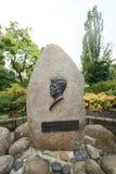 Monumento di John F. Kennedy a Melbourne, Australia Fotografia Stock