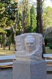 Monumento di Josip Broz Tito fotografia stock libera da diritti