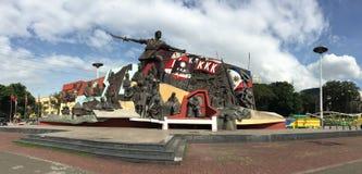 Monumento di KKK a Manila, Filippine Fotografia Stock