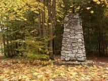Monumento di Krenek Fotografia Stock